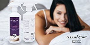 Clean & Tidy Mattress Deodoriser 500ml